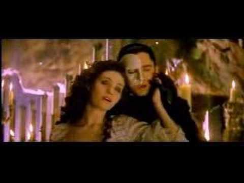 O FANTASMA DA ÓPERA - The Phantom of The Opera