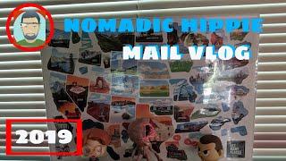 Mail vlog - nomadic life.  Rv lifestyle
