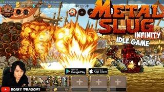 Nostalgia Dulu - Metal Slug Infinity : Idle Game (ENG) Android Gameplay