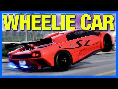 Need for Speed HEAT : WHEELIE CARS!! (How To Wheelie in NFS Heat)