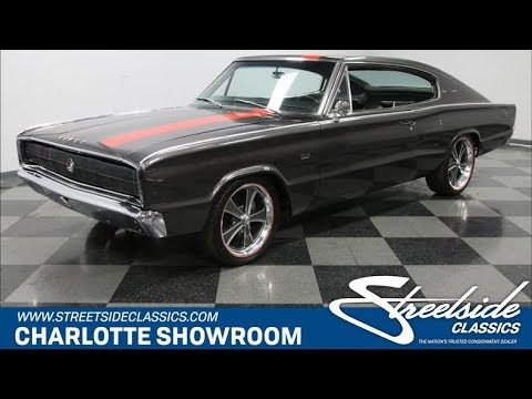 1966 Dodge Charger For Sale | 5185 CHA