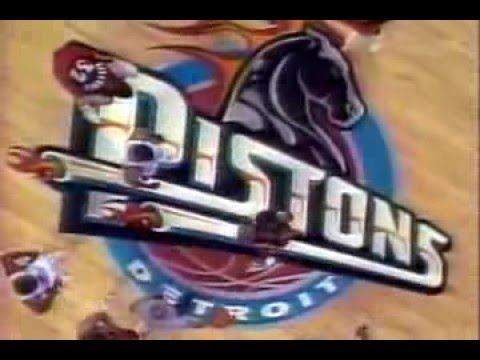 (FULL VIDEO) 1997 NBA PLAYOFFS Detroit Pistons vs Atlanta Hawks
