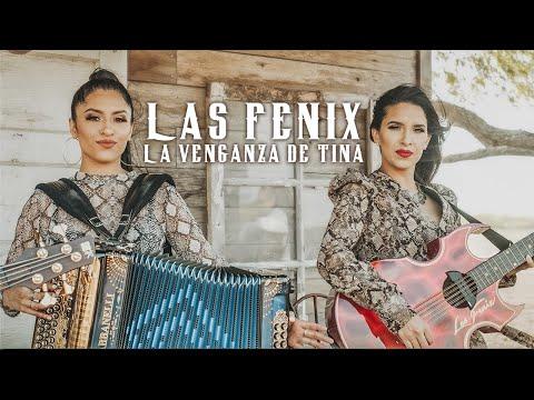 """Las Fenix - """"La Venganza de Tina"""" Cover- Exito de Joan Sebastian"""