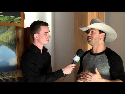 Aaron Pritchett Interview - Prince George Canada Winter Games 2015 - Feb 27th, 2015