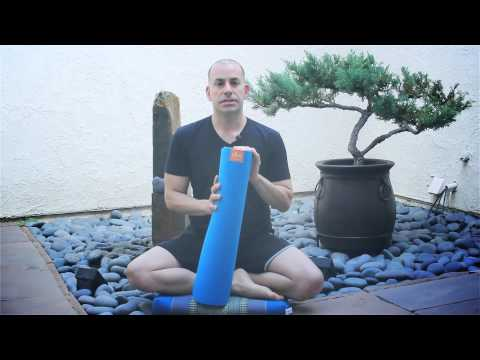 BreatheOC Presents: Mark Akoubian's Yoga Mat Review