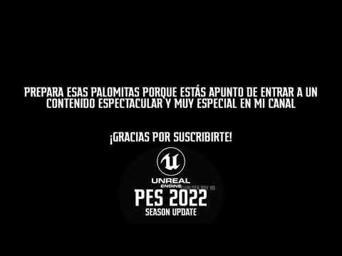pes 2022 official trailor