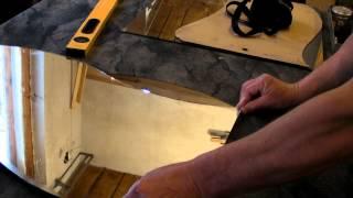 Homemade CNC Glass cutter