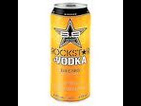 Rockstar Vodka Lemonade review