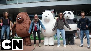 We Bare Bears | UNSW Campus Visit | Cartoon Network