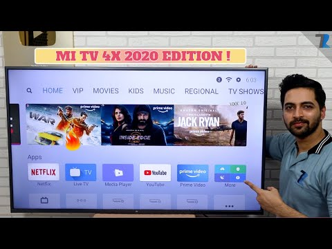 Mi TV 4X (2020) 55