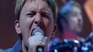 Mansun, I Can Only Disappoint U, Later with Jools, 2000