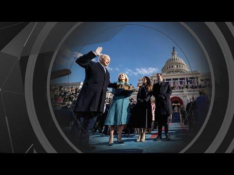 Les 100 jours au pouvoir du président Joe Biden