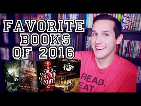 FAVORITE BOOKS | 2016