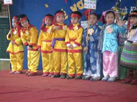Duong Huynh thi hat - Truong mam non Thach khoi - TP Hai Duong