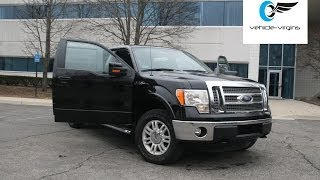 2012 Ford F150 Lariat 4x4 Road Test and Review