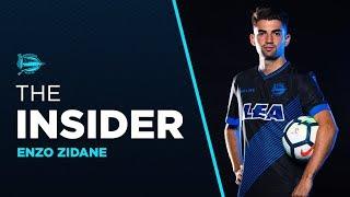 THE INSIDER | Enzo Zidane