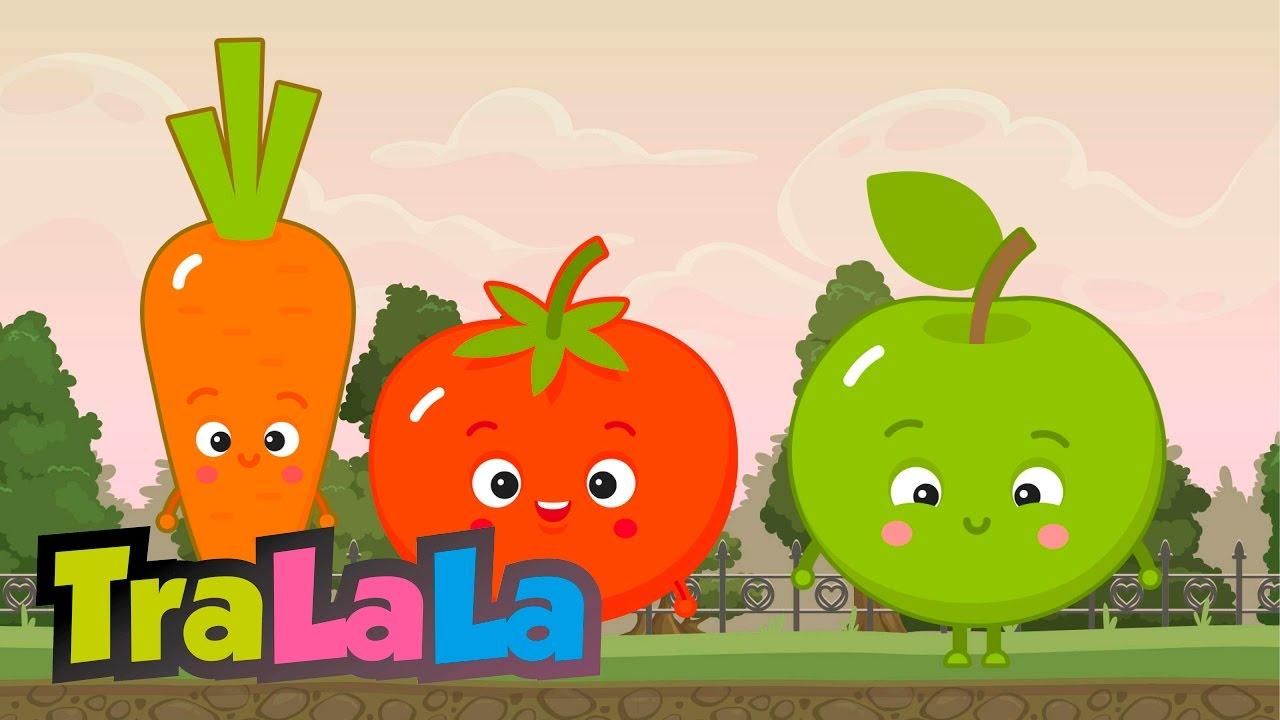 Cântecel de toamnă - Cântece de toamnă pentru copii | TraLaLa