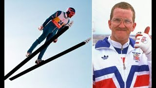 Eddie The Eagle Edwards Life Story Interview