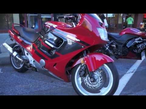 1992 Honda CBR1000F - Practically Mint Condition