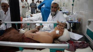 Ataque deixa 18 mortos no Afeganistão thumbnail