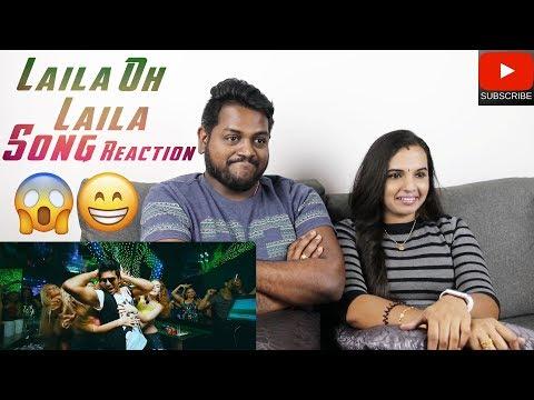 Laila O Laila Song Reaction | Malaysian Indian Couple | Naayak | Ram Charan