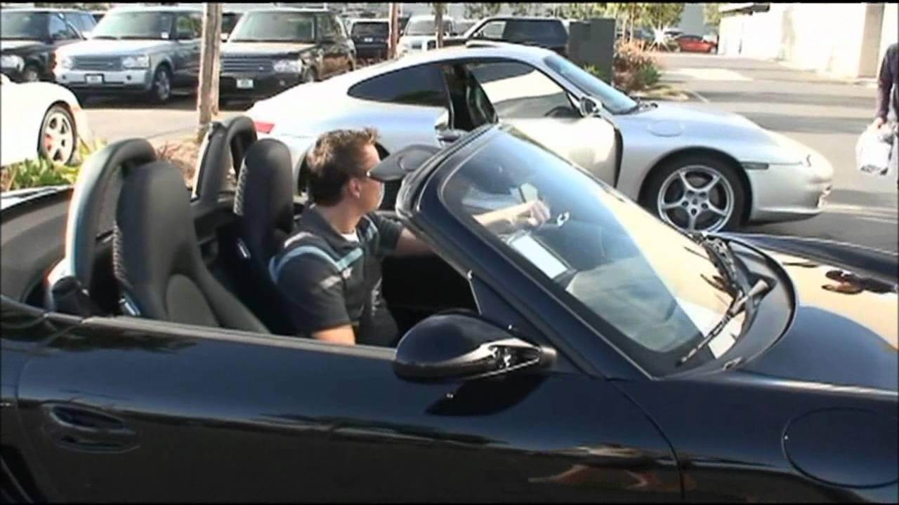 Sly's Porsche Boxster S 2005... - YouTube