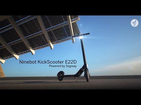 Ninebot KickScooter E22D