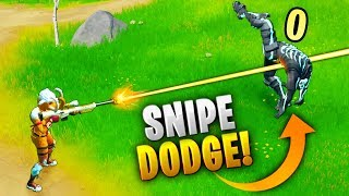 *NEW* SNIPE DODGE TRICK..!! | Fortnite Funny and Best Moments Ep.655