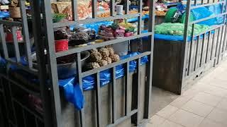 Koumassi Market, Abidjan. Cote D'Ivoire