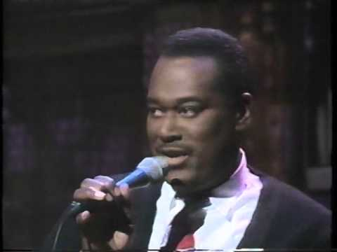 "LUTHER VANDROSS ""Ain't No Stopping Us Now"""