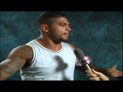 Funny interview with Ricardo Arona