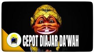 Cepot Di Ajar Da\x27wah - Wayang Golek Bobodoran