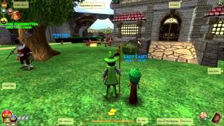 Wizard101: Level Your Pet - Dryad #5