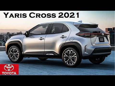 Toyota Yaris Cross 2021 Suv New Features First Look Youtube