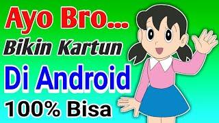 How To Make Cartoon In Android ✌ Wie Leicht Das Erstellen Von Video-Cartoon-Animation In Android Mit Flipaclip