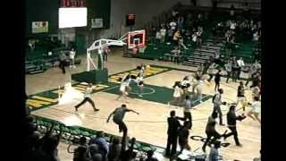 MITCHEL'S MIRACLE! HALFCOURT BUZZER BEATER IN DOUBLE OVERTIME!! Cal Poly Pomona Wins!