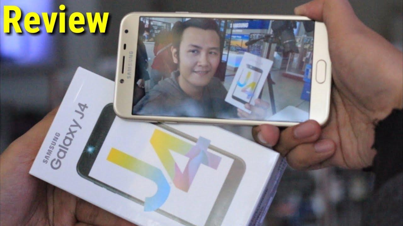 Samsung J4 2018 Review Layar Terbaik Harga 2 Jutaan Youtube