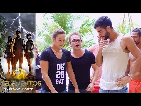 La Aldea improvisa con Yurem   Reto 4 Elementos, segunda temporada