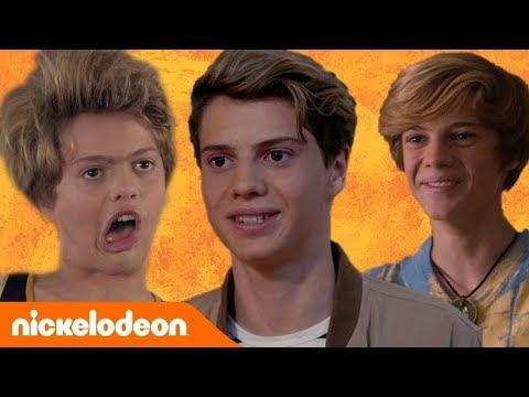 Опасный Генри | Джейс Норман в разные годы | Nickelodeon Россия