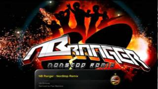 [DJMAX TECHNIKA 2 : Crew Race] Remixed by Paul Bazooka - NB RANGER : Nonstop Remix [NORMAL]