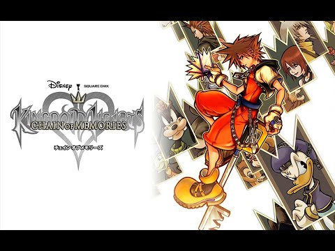 KINGDOM HEARTS RE CHAIN OF MEMORIES Full Game Walkthrough - No Commentary (KH RE Chain of Memories)