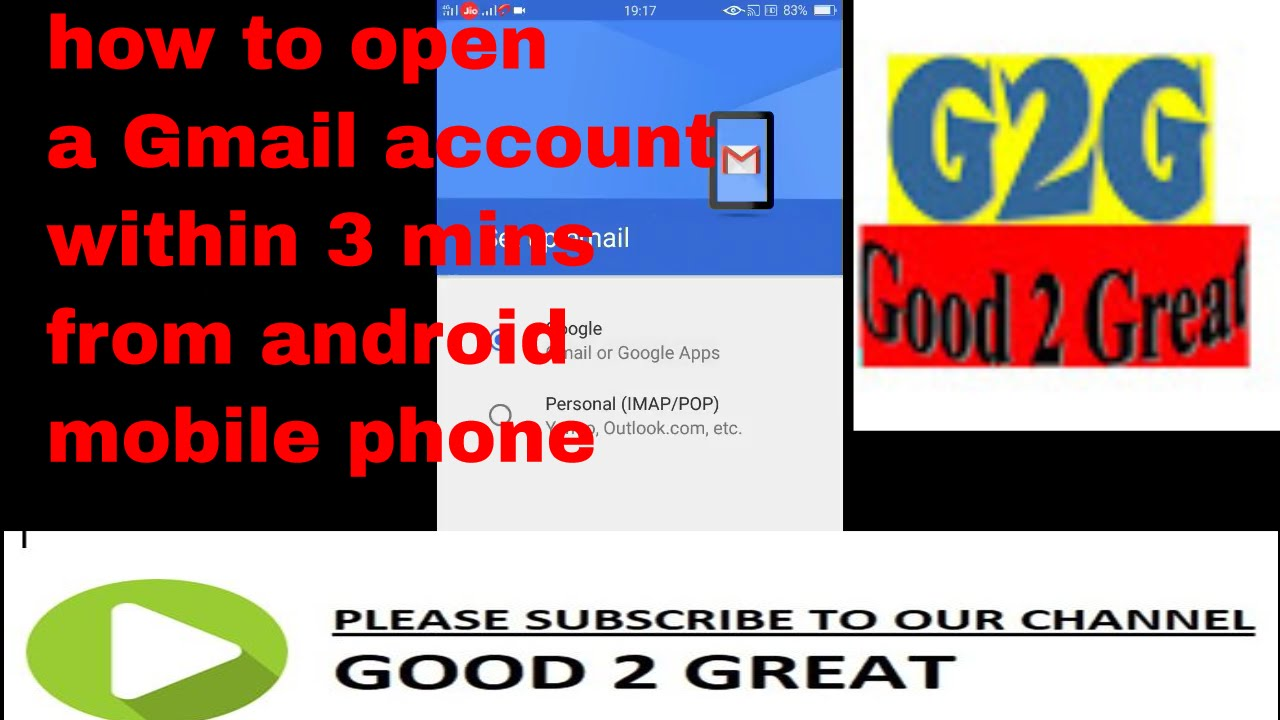 how to delete gmail account in android phone