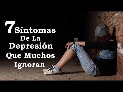 7 Síntomas De La Depresión Que No Debes Dejar Pasar Por Alto