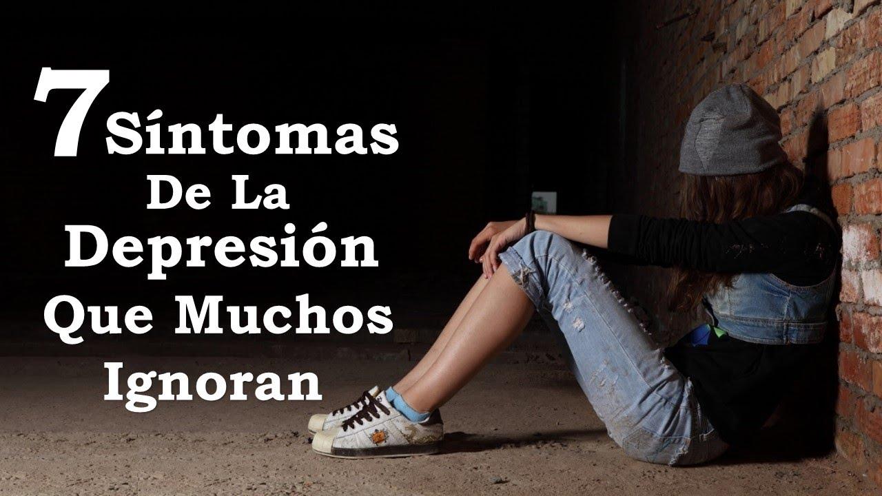 7 Síntomas De La Depresión Que No Debes Dejar Pasar Por