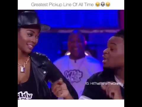 WILD'N OUT PICK UP LINES 😂😂