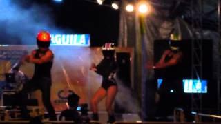 chicas car audio  GANGNAM STYLE  2013