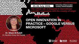 Open innovation in practice – Google versus Microsoft