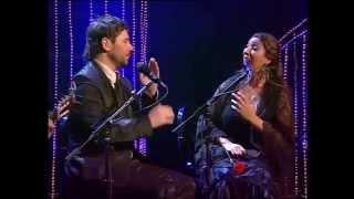 """Miguel Poveda y Esperanza Fernández. """"Antonio Vargas Heredia"""" Canal Sur TV - 22_04_2008)"""