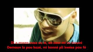 Sandra Esparion ft. Damien Amable - Ousa ou lé (Creole Lyrics / Seychelles ft. Reunion)