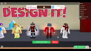 Roblox: Design It Minigame LIVE
